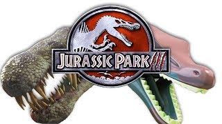 Лего мультик про динозавров против кино | Парк юрского периода 3 | Lego vs Movie | Лего динозавры