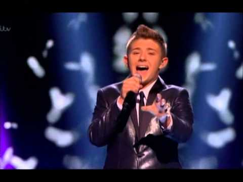 NICHOLAS McDONALD - X FACTOR 2013 LIVE FINALS (TOP 10)