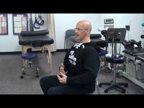 How to Correct Poor Posture While Sitting or Driving / Dr Mandell