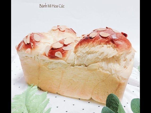 Cách Làm Bánh Mì Hoa Cúc Cho Bé Ăn Dặm