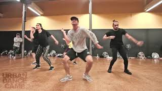 World's On Fire - Zerbin / Chris Martin Choreography / 310XT Films / URBAN DANCE CAMP