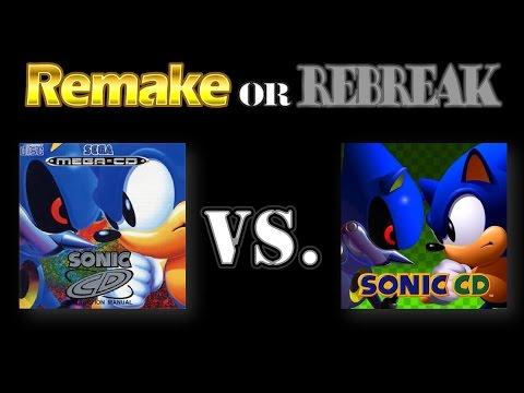 ROR: Sonic the Hedgehog CD (Sega CD Vs. iOS/Android)