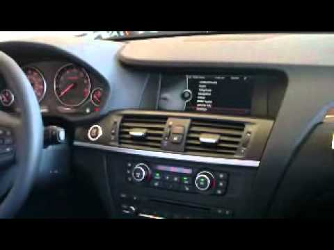 How To Change The Time On A Bmw X3 With Navigation Youtube