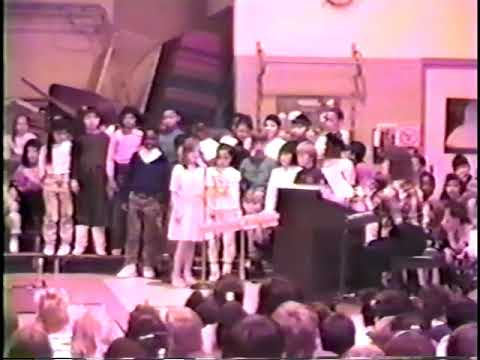 1990 Pikes Peak Elementary School Plays