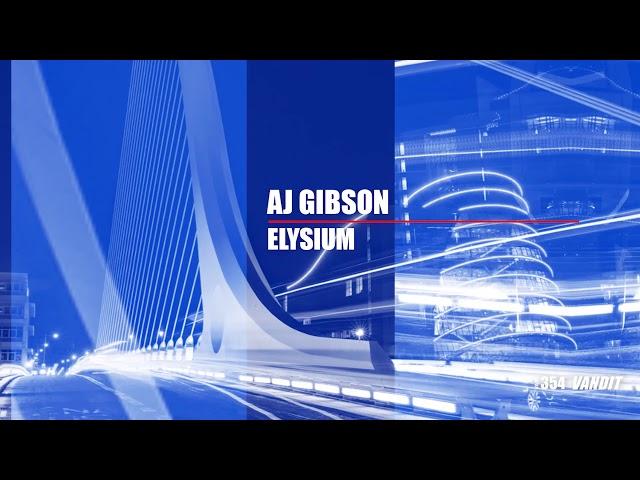 AJ Gibson - Elysium (VAN2354)