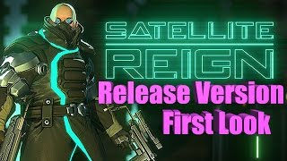 Satellite Reign Gameplay PC - Let