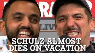 Schulz Almost Dies On Vacation | Flagrant 2 with Andrew Schulz and Akaash Singh