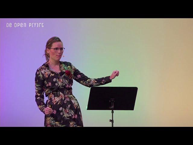 Intredepreek dr Almatine Leene