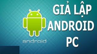 Hướng Dẫn - Cài Đặt Phần Mềm Giả Lập Android Trên Máy Tính - Nox, Droid4x, Bluestack - HảiGamer