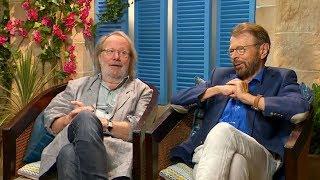 Mamma Mia! 2 Exclusive: Benny Andersson, Björn Ulvaeus & Ol Parker   Studio 10