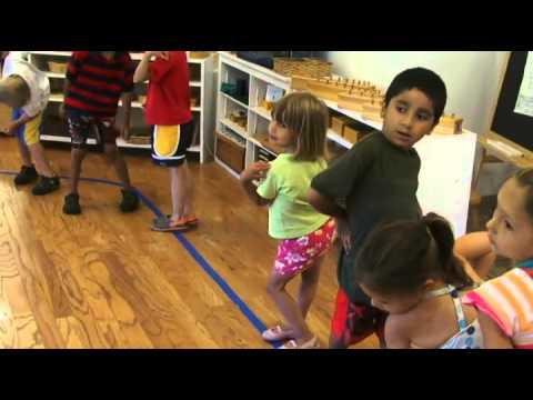 Montessori Cultural Curriculum Demonstrations