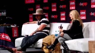 Fan Q&A with Jason Momoa at C2E2