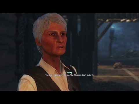 Fallout 4 FAR HARBOR detective work