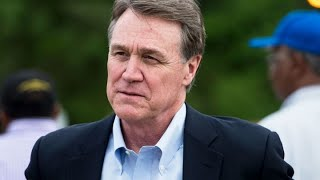 Sen. David Perdue on the Green New Deal, buybacks, and border security