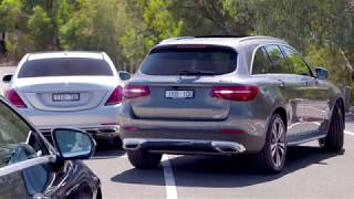 Mercedes-Benz How To – GLC – Active Parking Assist