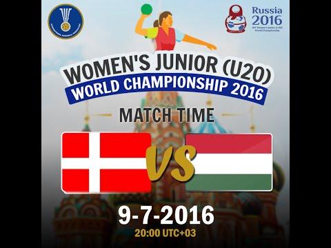Group A. Denmark - Hungary