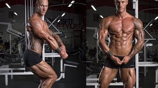 Nordic Fitness Ahletes #6 Daniel Brovertz Fitness Athlete