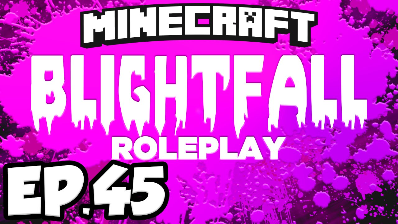 Perfect Blightfall: Minecraft Modded Adventure Ep.45   MORE MYSTICAL FLOWERS!!!  (Modded Roleplay)
