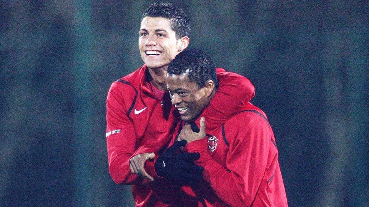 Why Did Patrice Evra Refuse To Eat With Cristiano Ronaldo Oh My Goal Youtube
