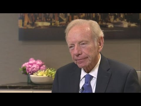 News 8 Exclusive: Joe Lieberman discusses Comey testimony, n