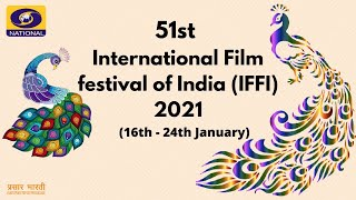 51st International Film Festival of India - Opening Ceremony - IFFI 2021