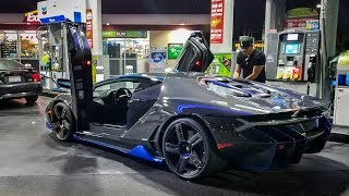 $2.5 Million Lamborghini Centenario TROLLS 200 MPH Jag