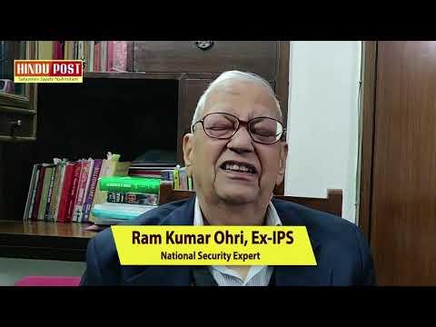 Hindu Post Interviews Shri RK Ohri ex-IPS on Nehru-Gandhi family's visits to Babar's grave
