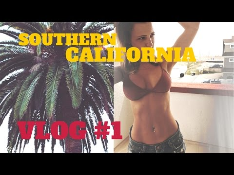 SOUTHERN CALiFORNiA - HEALTHY TRAVEL/PLANE FOOD - WHAT WE EAT - GROCERY HAUL - PLANT BASED VEGAN