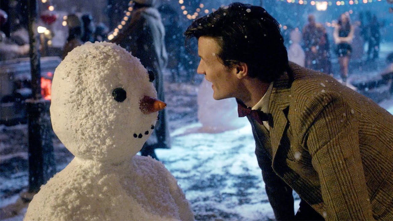 Dr Who Christmas Special.The 10 Christmas Specials Doctor Who Bbc