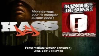 Download lagu Verko Black V Ner Primo Presentation Kassded MP3