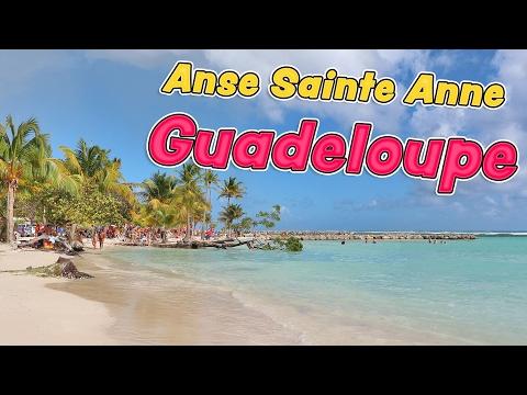 Anse Sainte Anne - Guadeloupe Island (Caribbean)