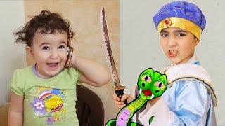 Super Celina and Prince Hasouna - سوبر سيلينا والامير حسونة