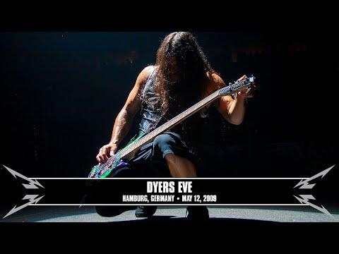 Metallica: Dyers Eve (MetOnTour - Hamburg, Germany - 2009) Thumbnail image