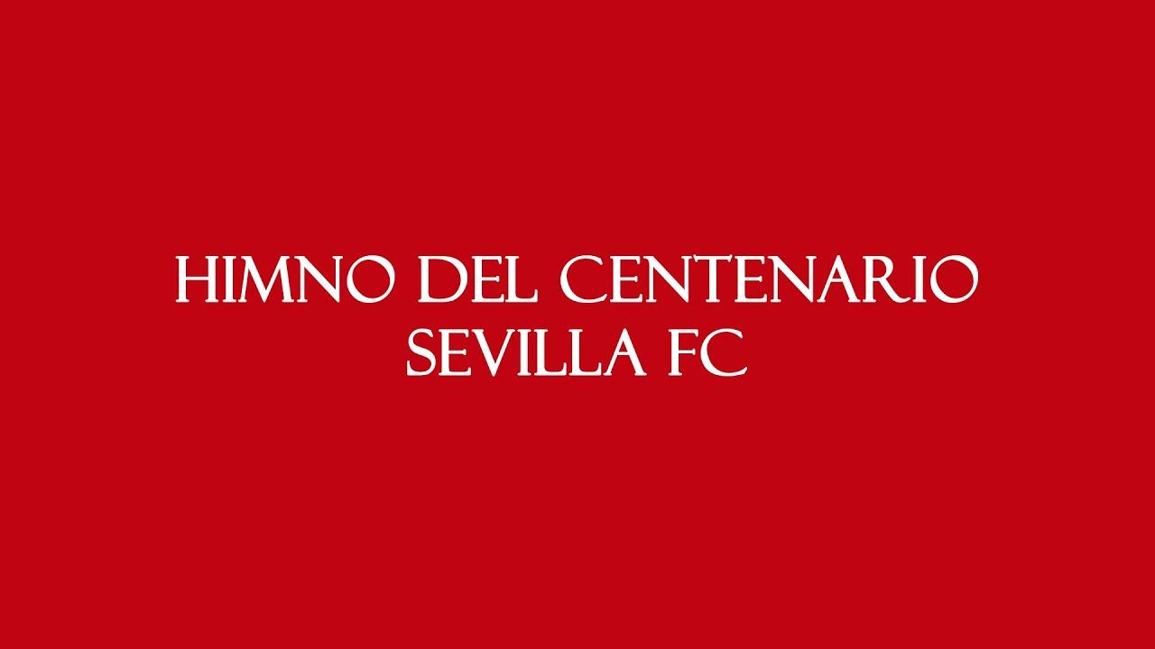 Himno del Centenario Sevilla FC | Tres Caídas de Triana 1980-2020
