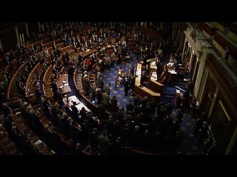 House Holds Moment of Silence for Colorado Shooting Victims