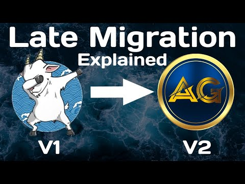 Aquagoat V2 Late Migration Explained - Everything you need to know!