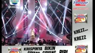 Video Lesti - Keramat - #KonserFinal4Besar - DAcademy Indonesia download MP3, 3GP, MP4, WEBM, AVI, FLV Juli 2018