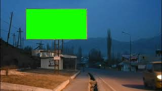 green screen streets streets effects