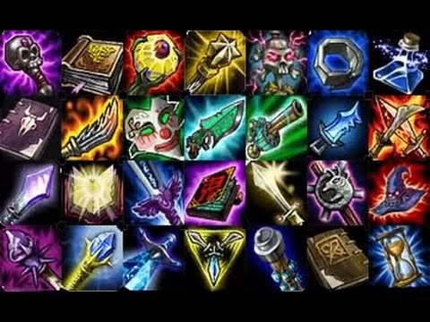 AP items league of legends