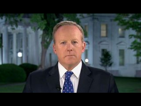 Thumbnail: Sean Spicer on Trump firing FBI Director Comey