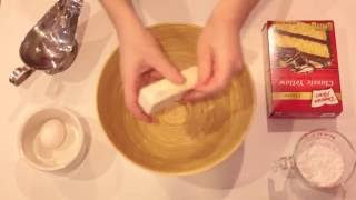 Ooey Gooey Butter Cake Recipe - 2015 Video Tech
