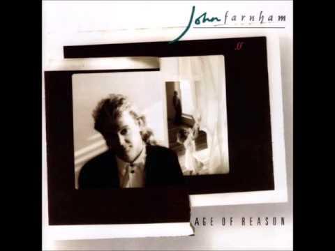 John Farnham - Age Of Reason 1988 [Full Album]