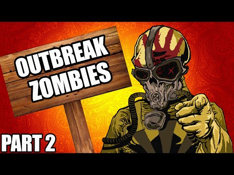 OUTBREAK (PART 2)(Call of Duty Zombies) thumbnail