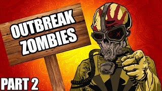 OUTBREAK (PART 2)(Call of Duty Zombies)