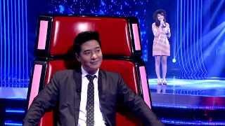 The Voice Thailand - แอน ยุพดี - ทะเลใจ - 29 Sep 2013