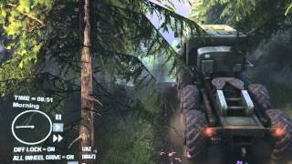 SpinTires Tech Demo Gameplay
