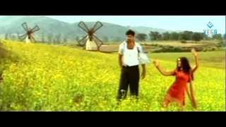 Kopama Naapaina Video Song Hq - Varsham