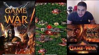 I Burned The Biggest Player In Game Of War. screenshot 2