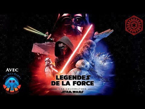 LÉGENDES DE LA FORCE à Disneyland Paris - La Tribune de Coruscant