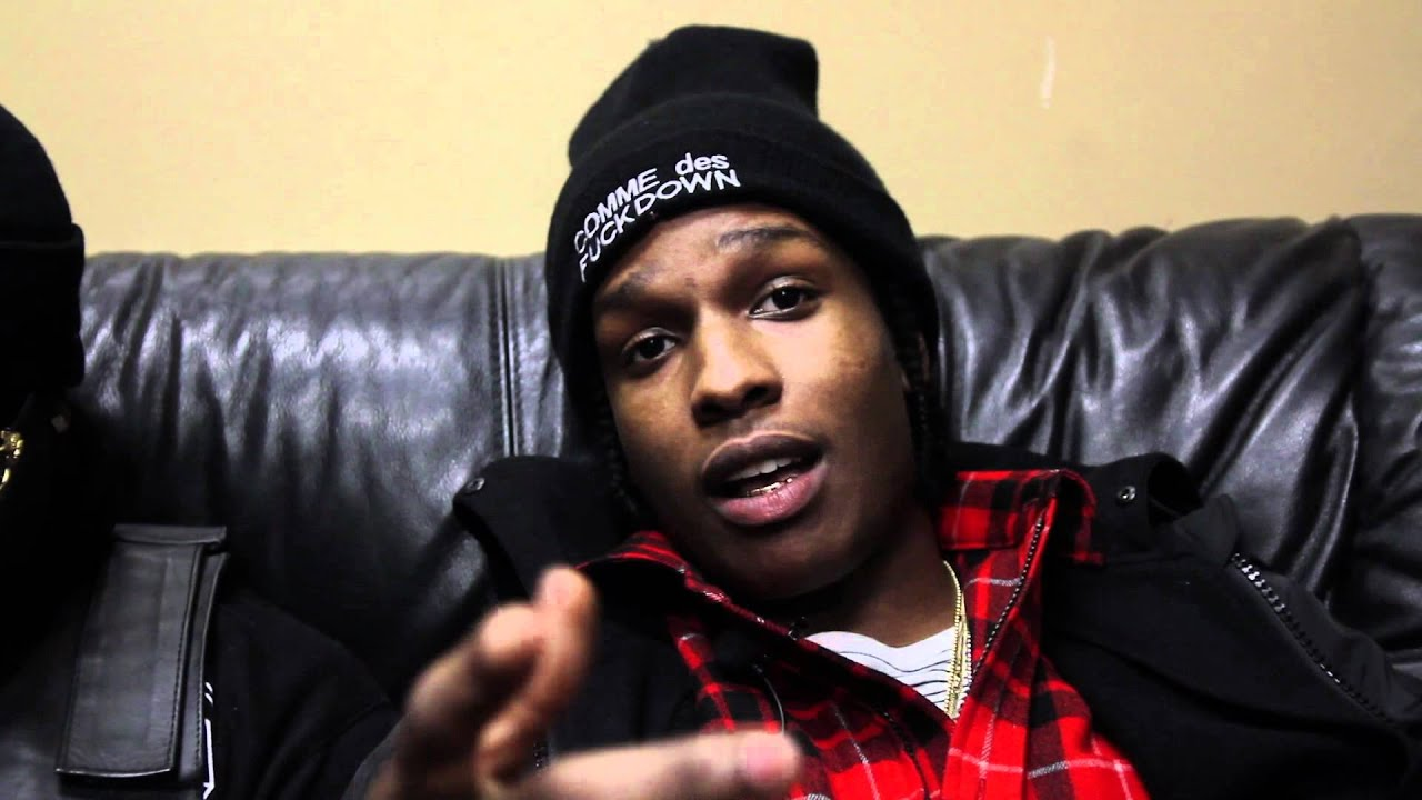 A$AP Rocky Talks Sneakers and Favorite Shoe Brands with ...
